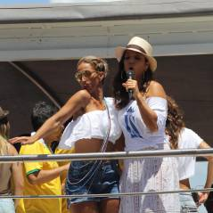 Carnaval 2014: Valesca e Ivete Sangalo comandam trio em Salvador, na Bahia