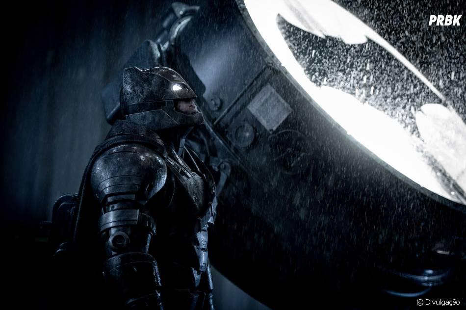 """""""Batman Vs Superman: A Origem da Justiça"""" liderou a bilheteria dos EUA por umas boas semanas"""