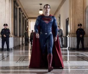 "Além de Ben Affleck, ""Batman Vs Superman: A Origem da Justiça"" também conta com Henry Cavill no elenco"