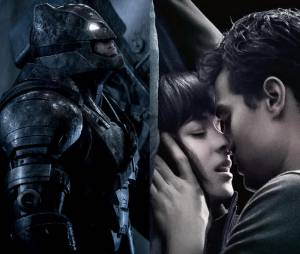 """""""Batman Vs Superman"""" e """"50 Tons de Cinza"""" são grandes decepções do cinema!"""