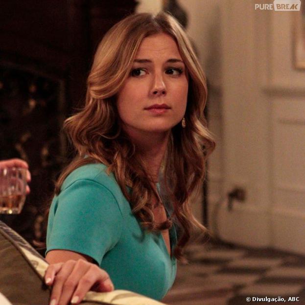 """Será que Emily (Emily VanCamp) terá sucesso no seu plano em """"Revenge""""?"""