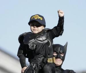 """Miles Scott, o """"BatKid"""", não pode participar do Oscar 2014"""