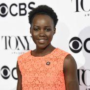 """De """"Pantera Negra"""": Lupita Nyong'o, de """"Star Wars VII"""", pode ser a protagonista feminina do filme!"""
