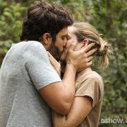 """Em """"Além do Horizonte"""": William resgata Lili e os dois se beijam!"""