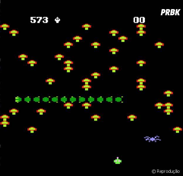 """Os games """"Centipede"""" e """"Missile Command"""" vão ganhar adaptações cinematográficas!"""