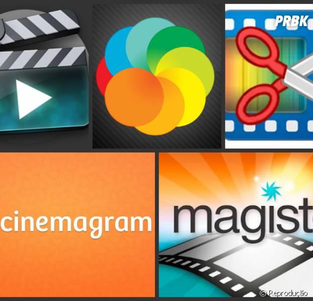 Com esse apps você vai editar seus vídeos em instantes!