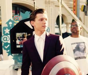 Peter Parker, ou Homem-Aranha, faz aniversário em agosto
