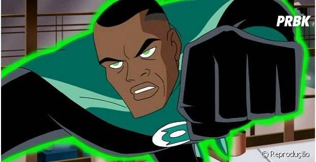John Stewart, ou Lanterna Verde, faz aniversário em outubro