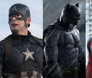 Qual desses heróis representa o mês que você nasceu?