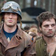 """De """"Capitão América"""": super-herói gay? Fãs pedem romance entre Steve Rogers e Bucky no Twitter!"""