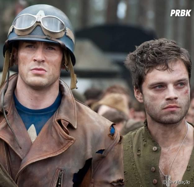 """Fãs criam campanha por namorado para Steve Rogers (Chris Evans), de """"Capitão América"""""""