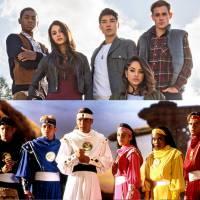 """De """"Power Rangers"""": compare os protagonistas do remake e do filme original!"""