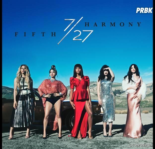 """Ouça todas as músicas do """"7/27"""", novo álbum do Fifth Harmony!"""