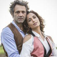 """Novela """"Velho Chico"""": Tereza (Camila Pitanga) e Santo se reencontram e confessam que ainda se amam!"""
