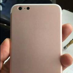Da Apple, iPhone 7 é visto na cor rosa em nova foto vazada! Confira