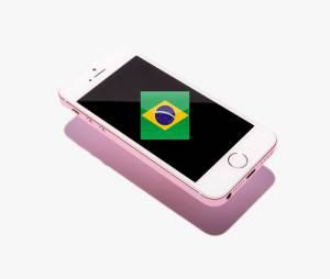 iPhone SE, da Apple, será vendido no Brasil sem nenhuma restrição