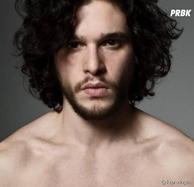 """De """"Game of Thrones"""", Kit Harington, o Jon Snow, faz desabafo sobre cenas de nudez na série"""
