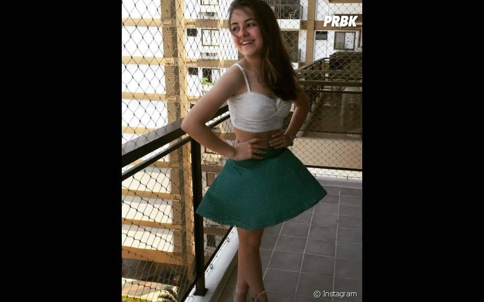 Essa roupa de Klara Castanho é ótima para quem quer arrasar no verão