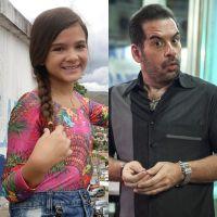 Mel Maia e Leandro Hassum serão pai e filha em especial de fim de ano da Globo!
