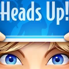"""Em """"Heads Up!"""", game criado por Ellen DeGeneres, você lança charadas pros amigos"""