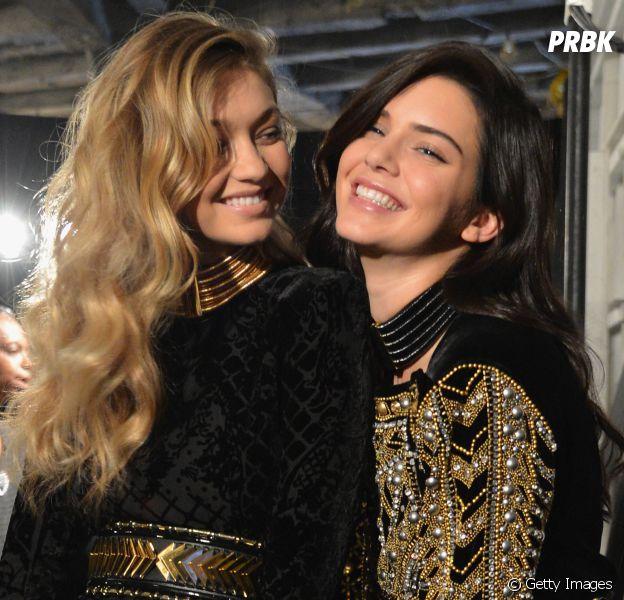 Veja porque Kendall Jenner e Gigi Hadid têm a amizade perfeita!