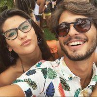 """Giulia Costa e Brenno Leone, de """"Malhação"""", terminam namoro, segundo jornal!"""