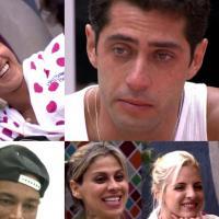 """No """"BBB14"""": Veja os motivos pra Angela, Clara, Marcelo, Slim ou Vanessa vencer"""