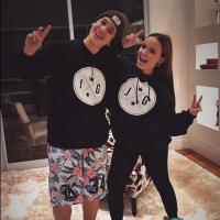 """Larissa Manoela e João Guilherme Ávila se declaram no Instagram: """"Amo muito"""""""