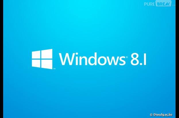 Logo do windows 8.1