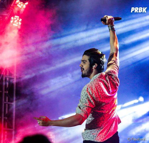 Ouça as 15 músicas mais românticas de Luan Santana!