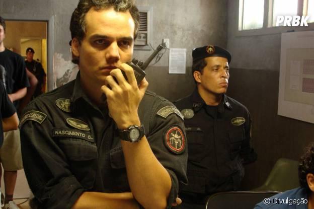 """Capitão Nascimento é o anti-herói da trama de """"Tropa de Elite"""""""