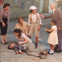 """Novela """"Êta Mundo Bom!"""": Celso (Rainer Cadete) salva Maria e é atropelado!"""