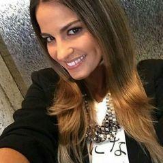 Maite Perroni, ex-RBD, já está no Brasil! Cantora recebeu o carinho dos fãs ao chegar no aeroporto