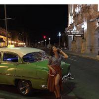 Bruna Marquezine viaja para Cuba e exibe as pernas em look bastante sensual. Veja as fotos!