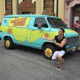 Biel nos Estados Unidos: nos parques da Universal Studios, cantor foi ao delírio com o que viu
