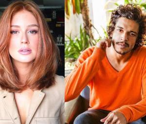 """Marina Ruy Barbosa e Pedro Lamin vão protagonizar cenas quentes e nudez em """"Justiça"""""""