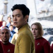 """De """"Star Trek: Sem Fronteiras"""": filme não vai ter beijo gay, diz John Cho"""