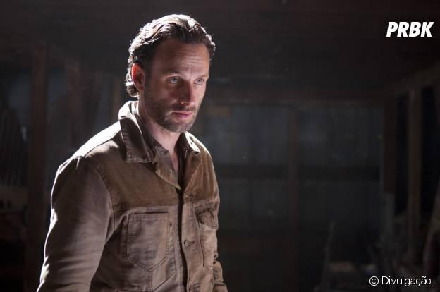 """Rick, de """"The Walking Dead"""""""