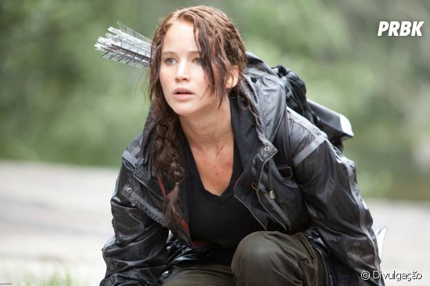 "Katniss, de ""Jogos Vorazes"""
