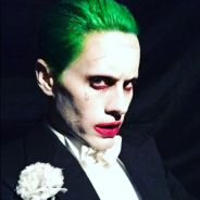 """De """"Esquadrão Suicida"""", Jared Leto posta selfie como o Coringa. Veja!"""