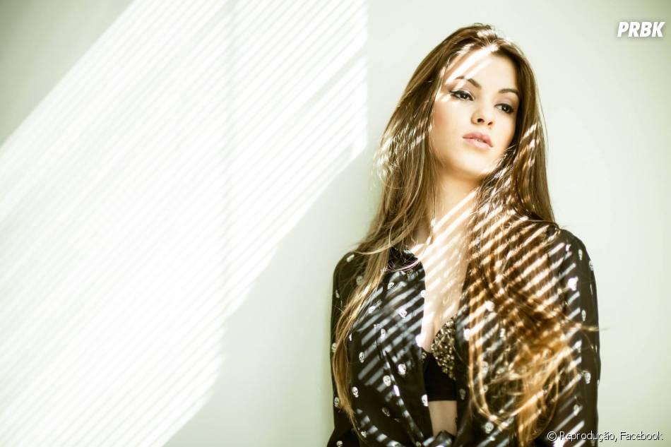 Nascida no Paraná, Bruna Altieri quer ser atriz