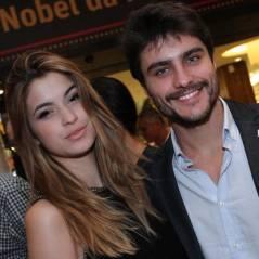 """Guilherme Leicam assume namoro! Veja fotos da namorada do galã de """"Em Família"""""""
