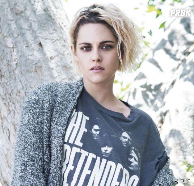 Kristen Stewart na Elle UK: atriz abre o jogo sobre vida pessoal