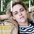 Kristen Stewart é uma das capas da edição de setembro da ELLE UK