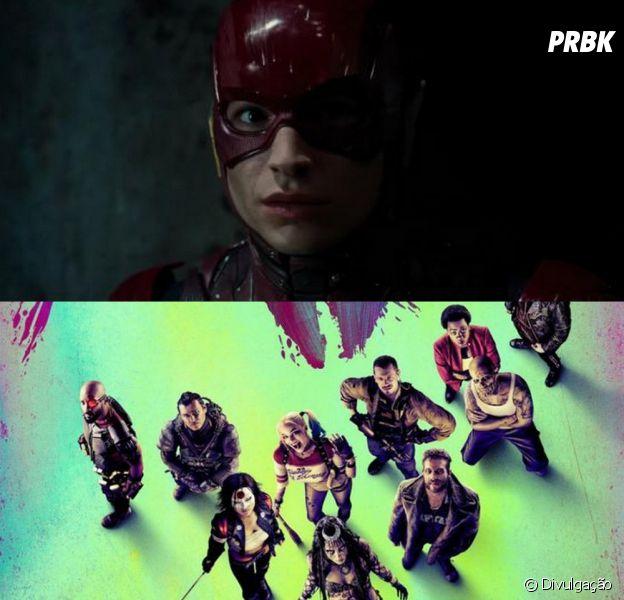 """Ezra Miller realmente vai interpretar o Flash em """"Esquadrão Suicida"""""""