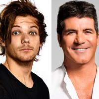 Louis Tomlinson, do One Direction, se une a Simon Cowell para lançar nova girlband!