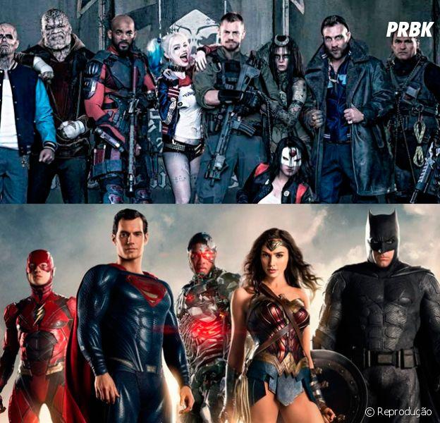 """Filme """"Esquadrão Suicida"""": atores falam sobre crossover com """"Liga da Justiça"""""""