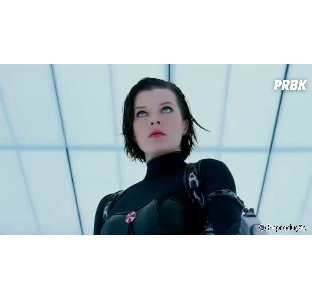 "Trailer de ""Resident Evil 6: The Final Chapter"" é liberado!"