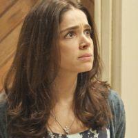 """Novela """"Haja Coração"""": Shirlei (Sabrina Petraglia) é humilhada por Jéssica na frente de Felipe!"""