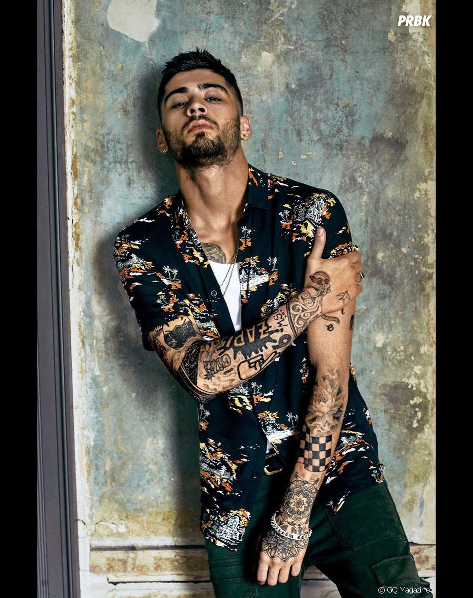 Zayn Malik, ex-One Direction, está com tudo! Cantor brilha em ensaio fotográfico